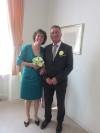 Helga Kimmig und Mario Schmidt