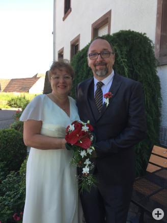 Christine Schlack und Hans Schütterle
