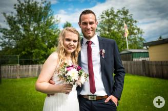 Eheschließung am 31.05.2019 Franziska Fischer und Marcel Reichenbach